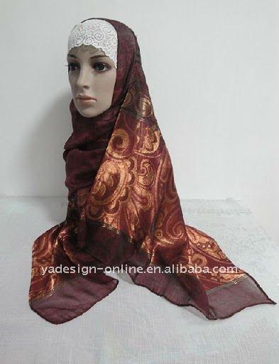 Muslim Head Scarf  Buy Fashion Muslim Women ScarfMuslim Cotton Head  Muslim Headscarf For Women