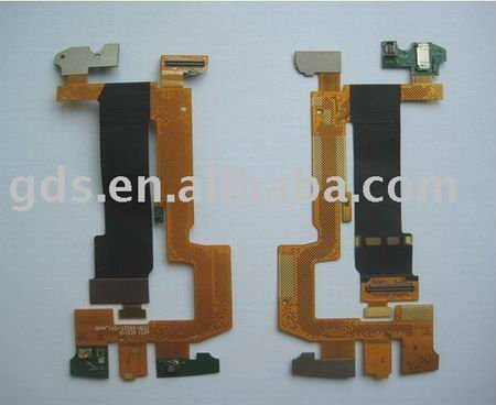 Flex For Blackberry 9810 Slider Flex Ribbon Cable