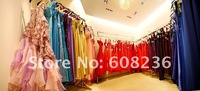 Customized - Evening Dress Prom Gown Bridesmaid Dress in movie 'Maid In Manhattan' Made of Chiffon