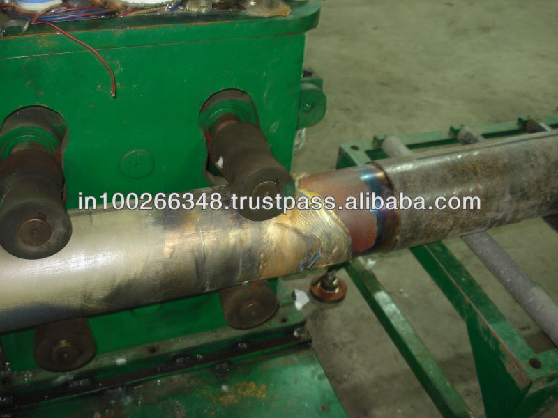 Brass continuous casting machine