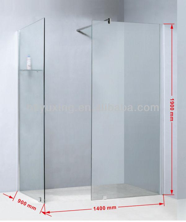 fiberglass shower screen 2014 home sex use fiberglass shower screen A1491B