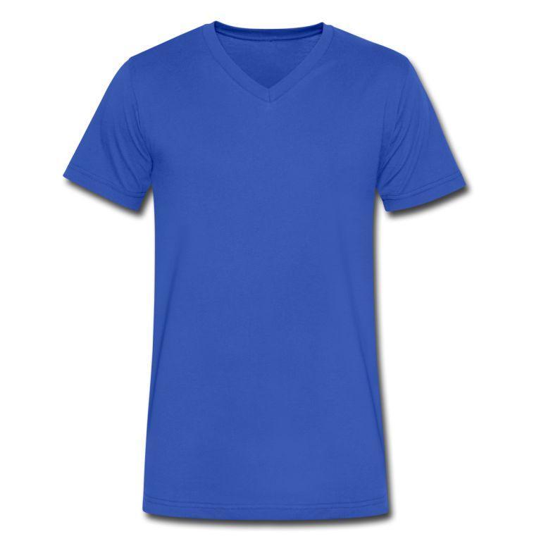 2014 fashion high quality v neck plain white cotton t for High quality plain t shirts wholesale