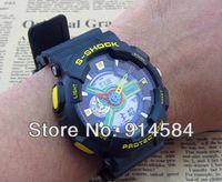 Наручные часы 2012 latest fashion sports style watch g 110 analog-digital watch not g, shock