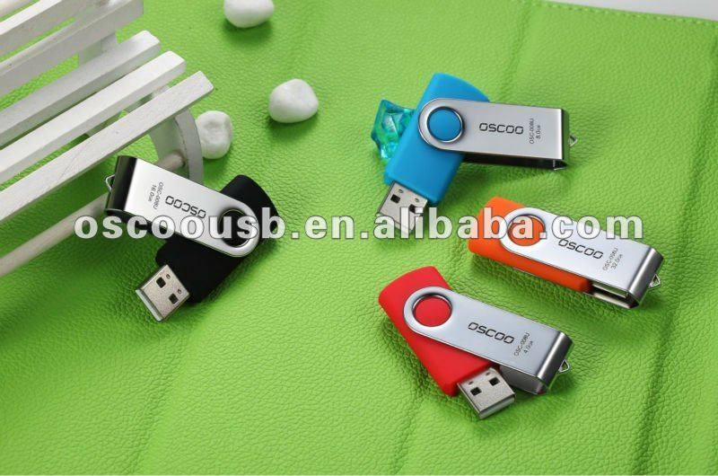 Swivel usb pen drive,twister usb flash drives 4gb