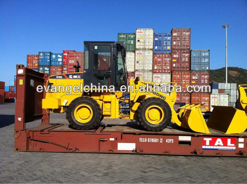 Liugong CLG820C Mini Loader/Wheel Loader with YTO engine