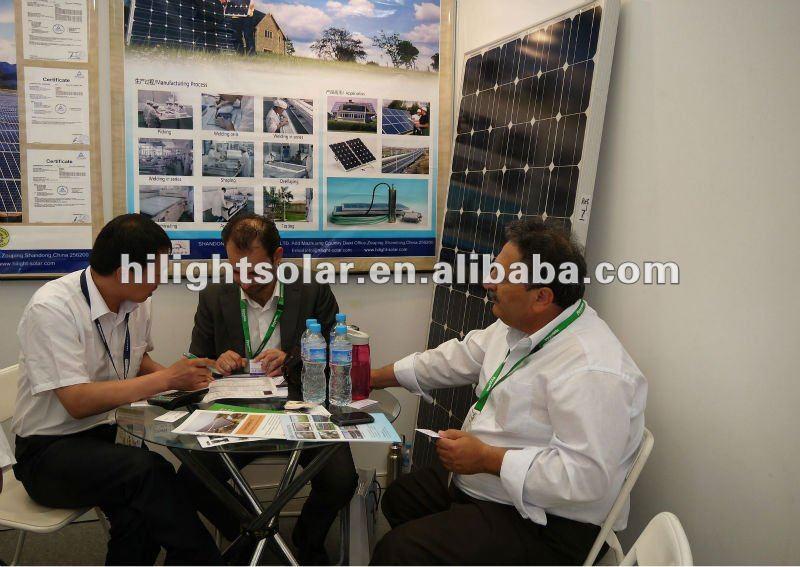 cheap price China placas solares 230w-260w