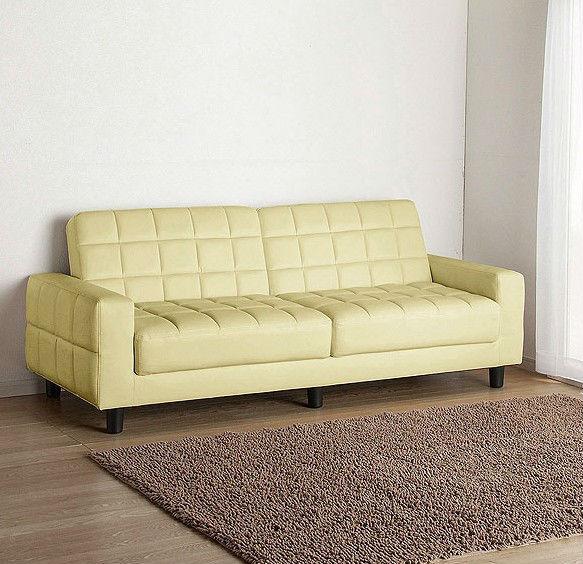 Moderne en cuir canap lit pas cher pliage canap lit for Canape lit en anglais