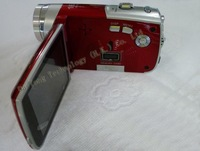 Free shipping 3.0 inch TFT LCD , 5Mega Pixels CMOS Sensor, 16x Digital Zoom Digital Camera