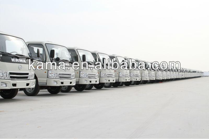 KMC1031B 3 ton van truck
