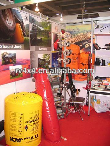 4x4 Vehicle Exhaust Jack
