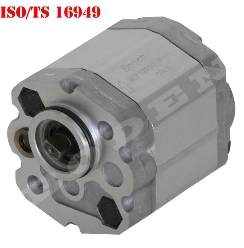 Hydraulic Gear Pump Design : High efficiency hydraulic gear pump for power unit and