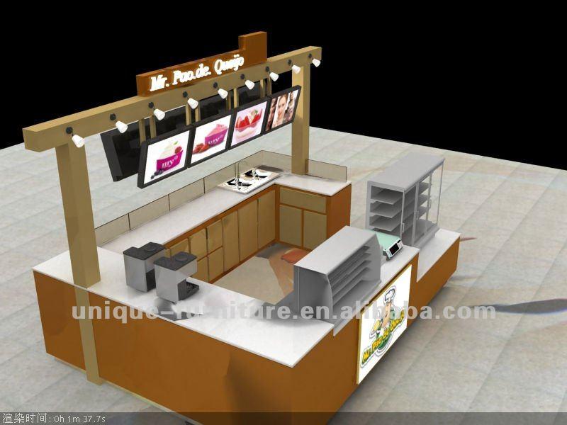 3d Max Design Ice Cream Kiosk amp Mobile For
