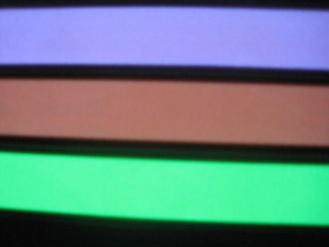 luminescent strip