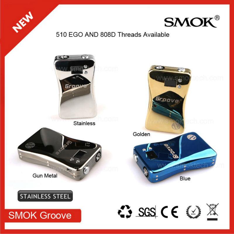 groove cig, groove smok, ecig groove, smoktech groove, groove mod e-cig , smoktech groove ecig mod,