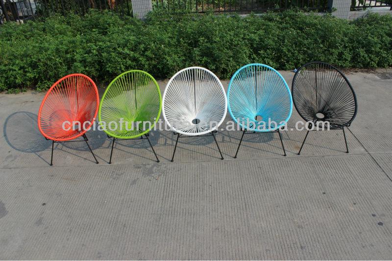 Loisirs jardin pas cher en osier rotin chaises acapulco chaise en rotin chais - Chaise en osier pas cher ...