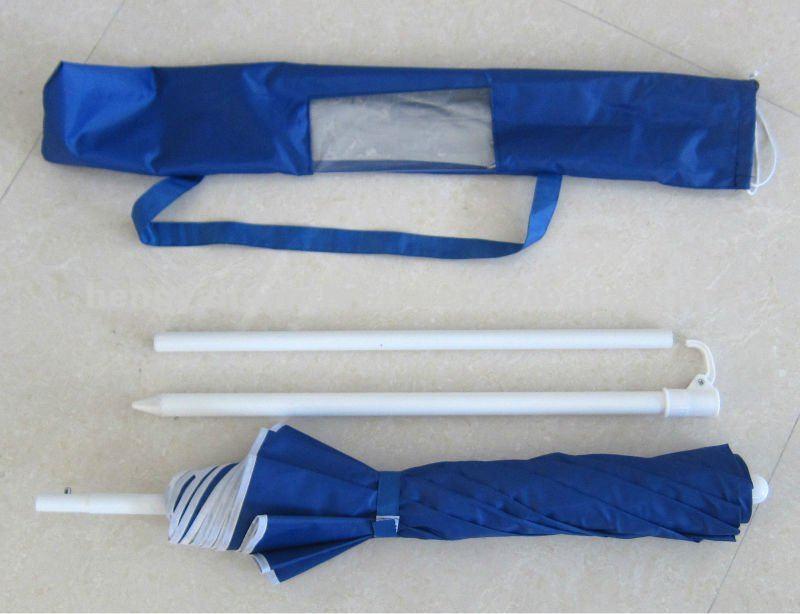Сшить чехол пляжного зонта