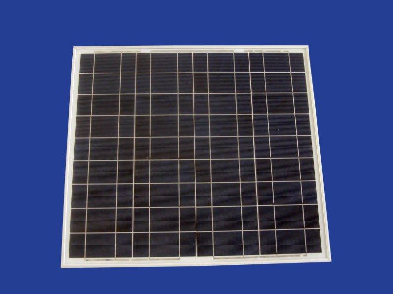 50W photovoltaic solar panel polycrystalline