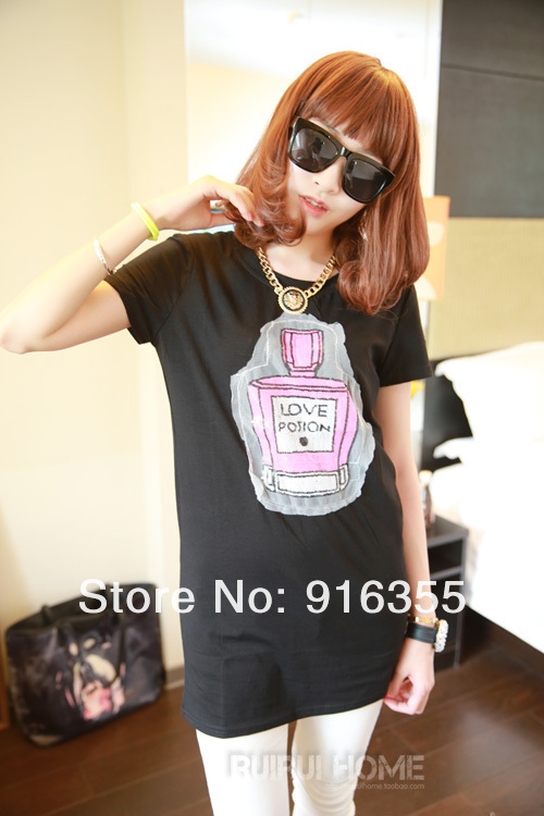 17(Free shipping)2013-new-perfume-original-women-round-collar-package-hip-long-short-sleeved-T-shirt-in-the-perfume-bottle.jpg
