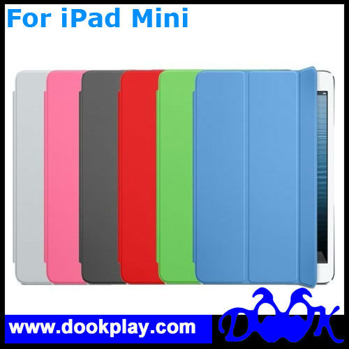 Tri-Fold Slim Smart Case Magnetic Cover for iPad Mini Tablet