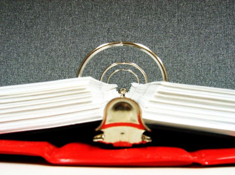 Paper Ring Binders