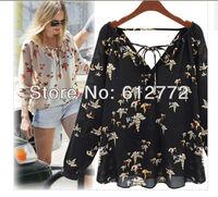 Женские блузки и Рубашки Printng bf0005