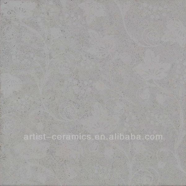 Gcgb6091 600x600mm grijs mat vloertegels porseleinen voor metro hotel ziekenhuis vloer tegels - Tegel grijs antraciet gepolijst ...