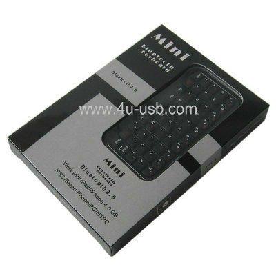 Shenzhen Wholesales Mini Bluetooth Keyboard for ipad
