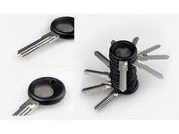 Mk2 golf key New Stock Uncut Blank Key VW MK2 Golf Jetta Black 1pcs