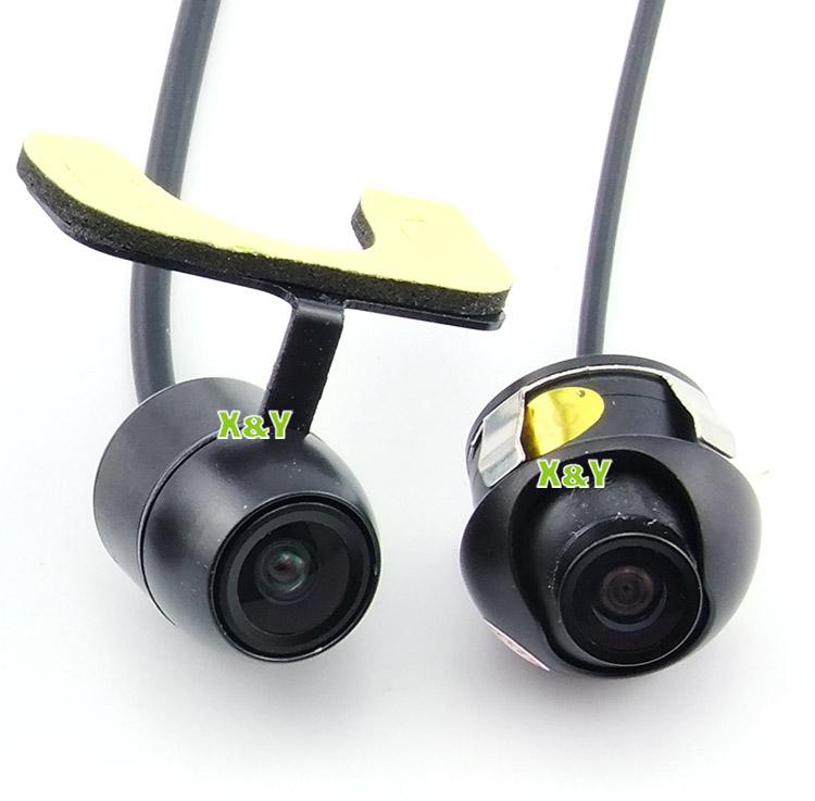 Black box 360 oiseaux vue de conduite et aide au stationnement voiture dvr système de caméra( xy- 9210)