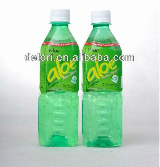 Viloe juice drink (FDA and BRC certification)