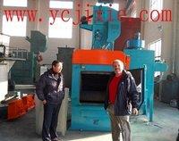 Машина для сплава металла Tumblast Blasting Machine/ abrator - Q328