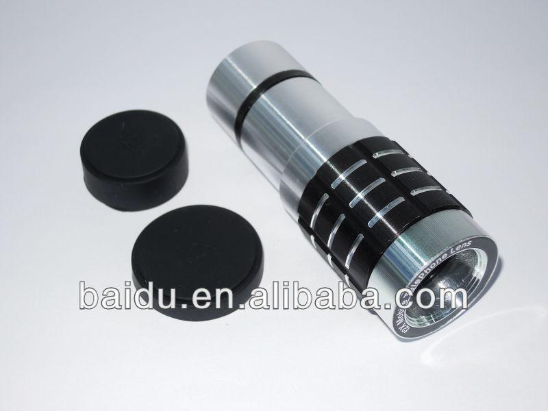 Achromatic Lens Telescope 12x Zoom Camera Lens Telescope