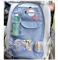 Бокс для хранения Bamboo Charcoal Car Back Seat Organizer Bag multi Pocket Storage auto accessories