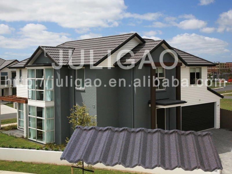 Tipos de colores para techos de metal hoja/cubierta del techo ...