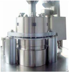 capsule relatived pharmaceutical machine