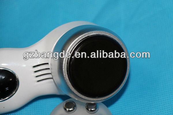 Beauty salon/home use hand-held RF skin rejuvenation beauty machine BD-CS007