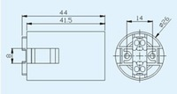 10pcs / много e14 лампа держатель под socket адаптер - 1 * 10 e14 винт Эдисон конвертер с отслеживания нет