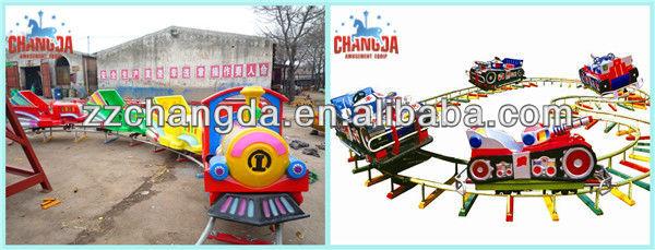 Convoy train amusement electric train, amusement park train for sale