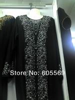 la053 Арабский Абая с вышивкой весь алмаз в размер l, xl, xxl по цене в