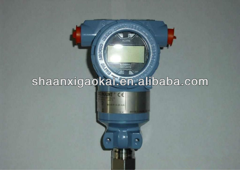 2013 Low price Rosemount 8711 water flow sensor