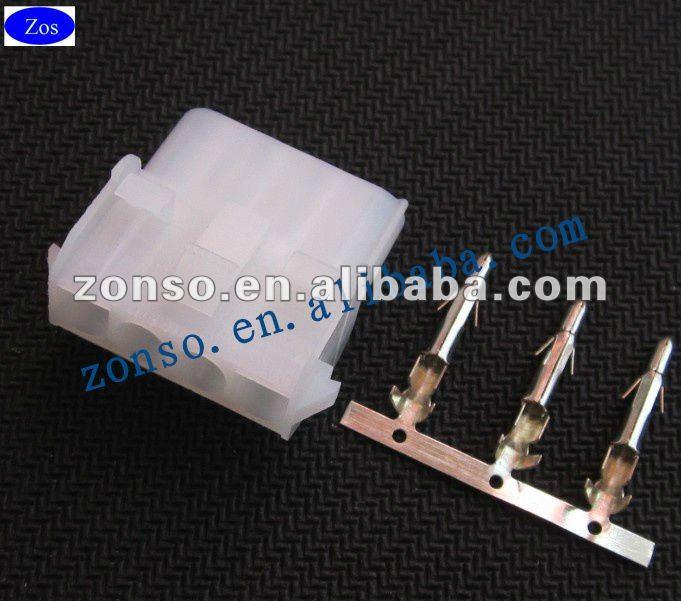 Molex Pins And Sockets 4 Pin Molex Pin And Socket.