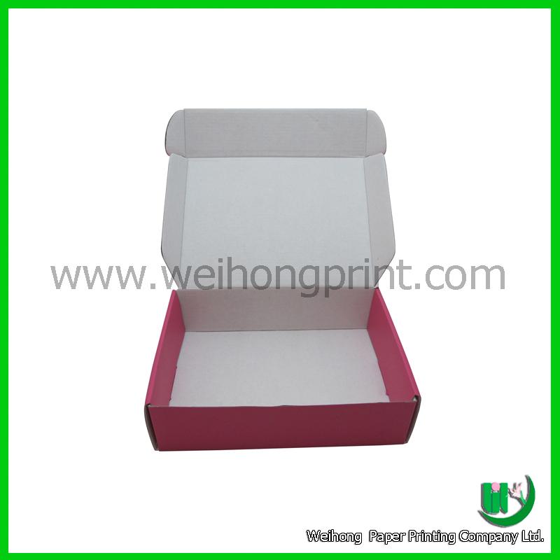 dongguan factory wholesale corrugated box