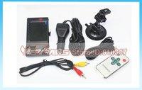 Free Shipping 2.7 inch TFT LCD Dual Lens Car DVR Camera