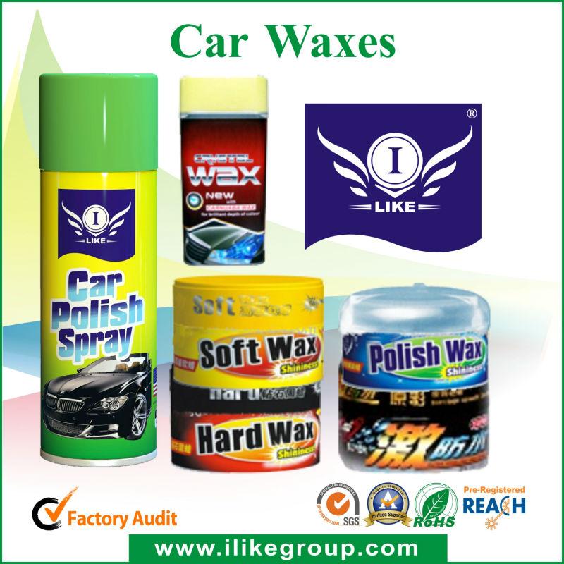 car wax remover