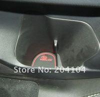 Автомобильная электрика high quality 2012 Subaru XV Gate slot pad rubber car-cup mat/pad non-slip mat car accessories 14pcs