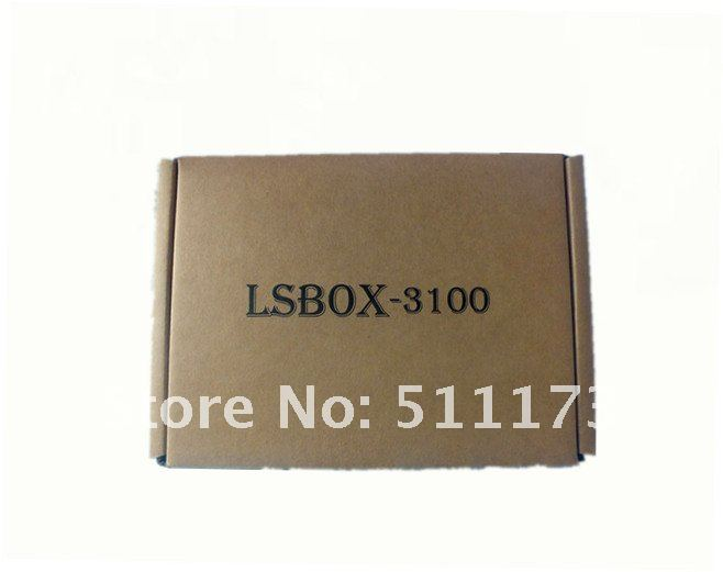 i box 3100 satellite receiver  for South America Free shipping