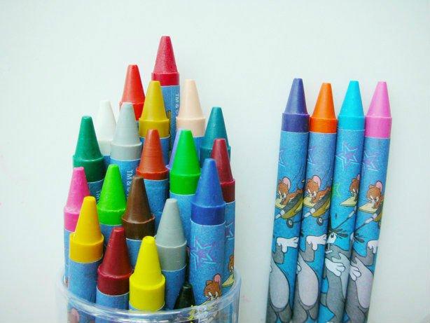 wax crayon