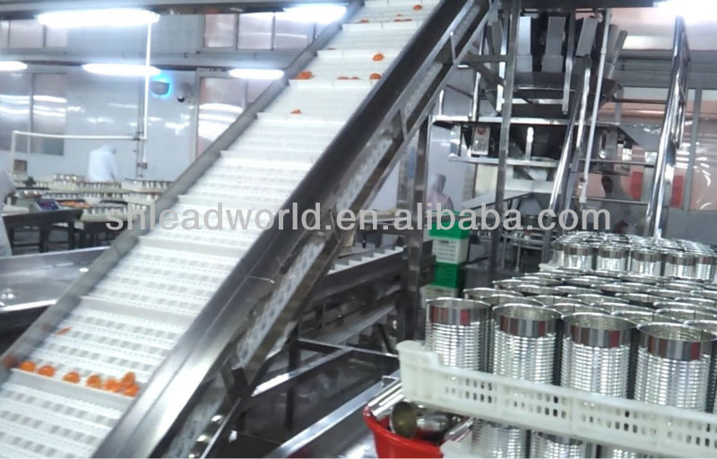 Automatic Canned Food cucumber Production Line