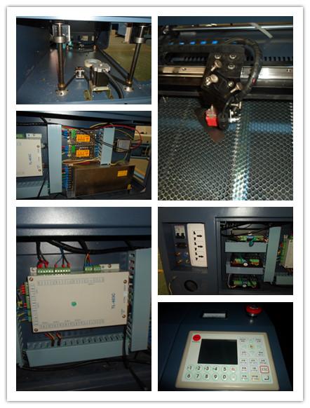 jinan 1390 laser machine / top sale co2 laser machine with CE QD-1390