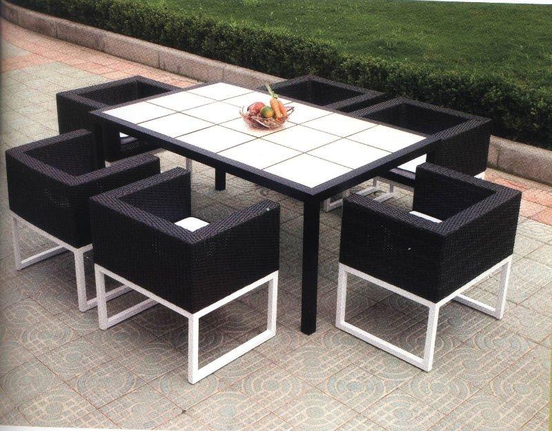 Muebles de jardin modernos top top muebles de exterior for Muebles jardin modernos